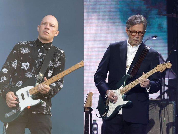 Stuart Braithwaite, Eric Clapton