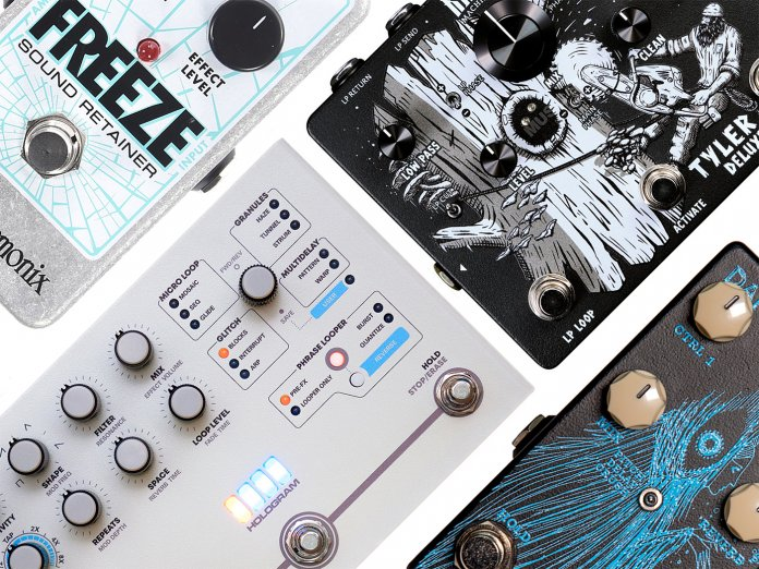 Ambient Pedals 2021