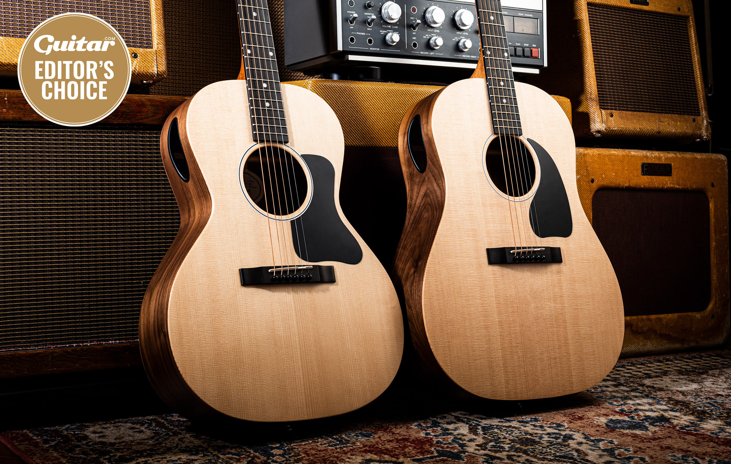 Gibson Generation G-00 and G-45