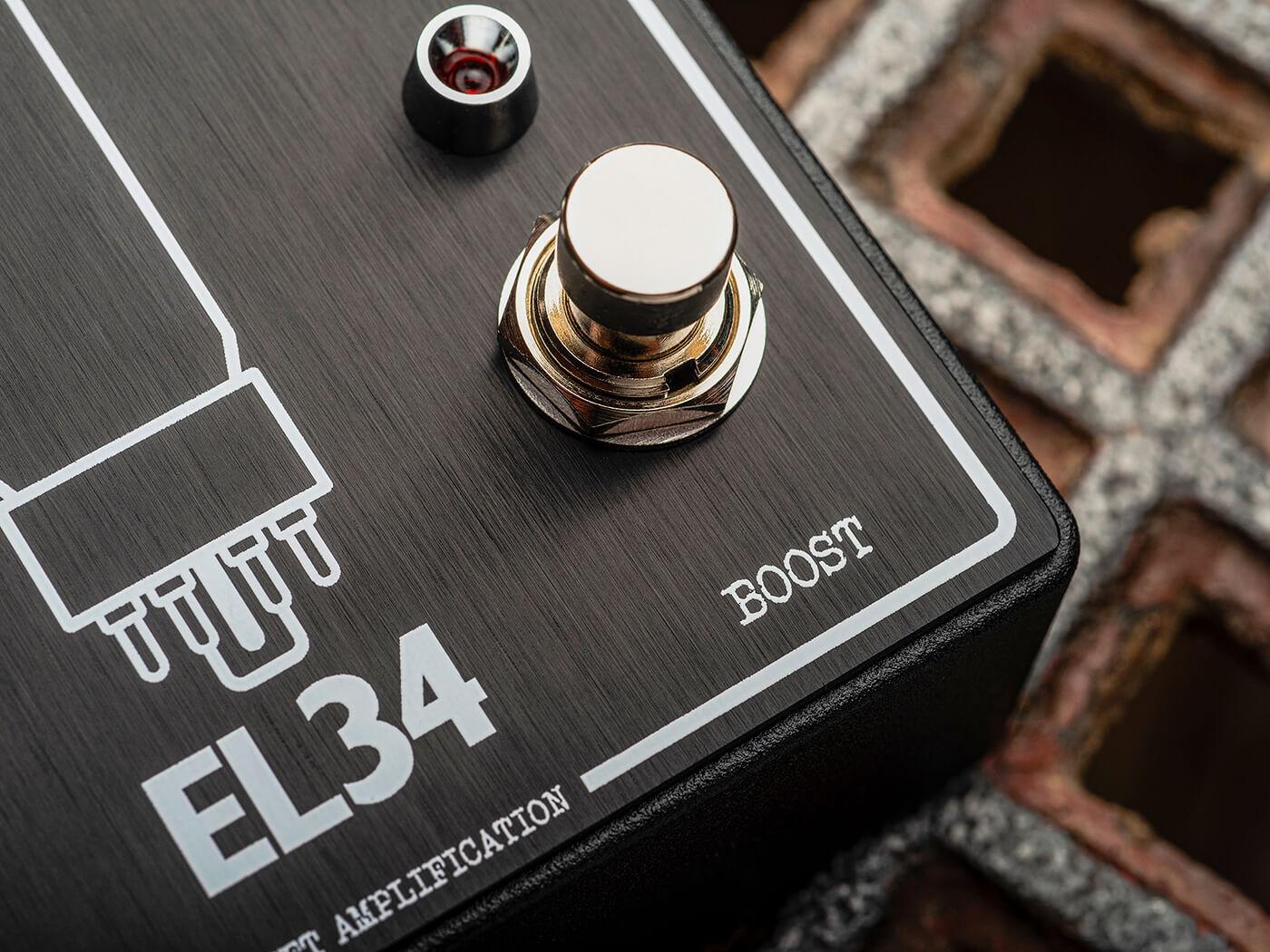 Rift Amplification EL34