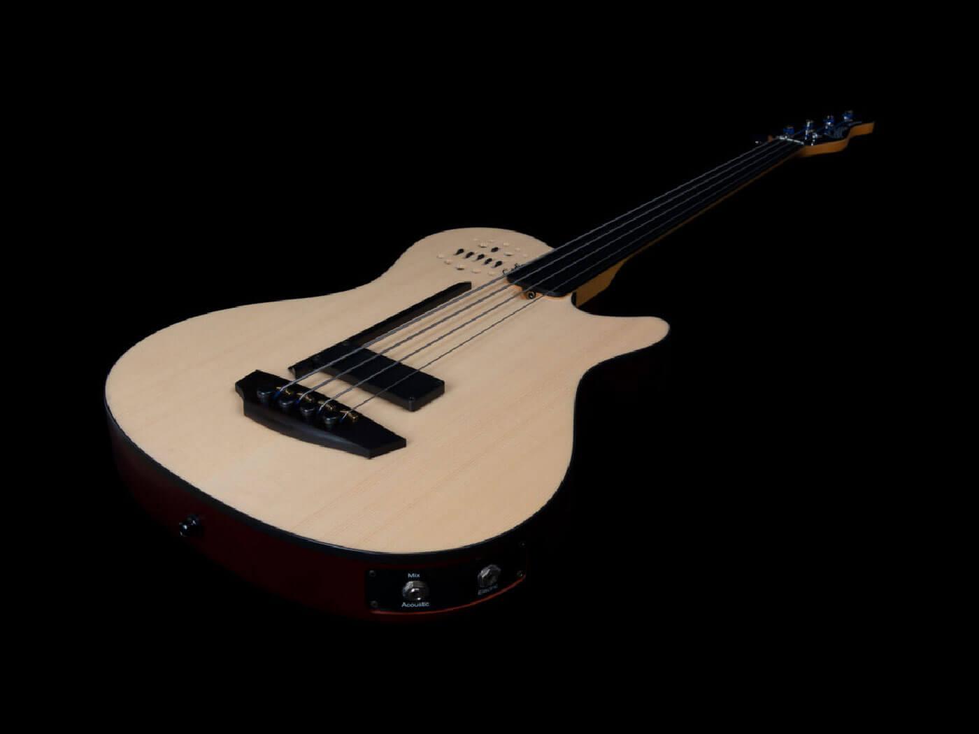 Godin's A4 Bass