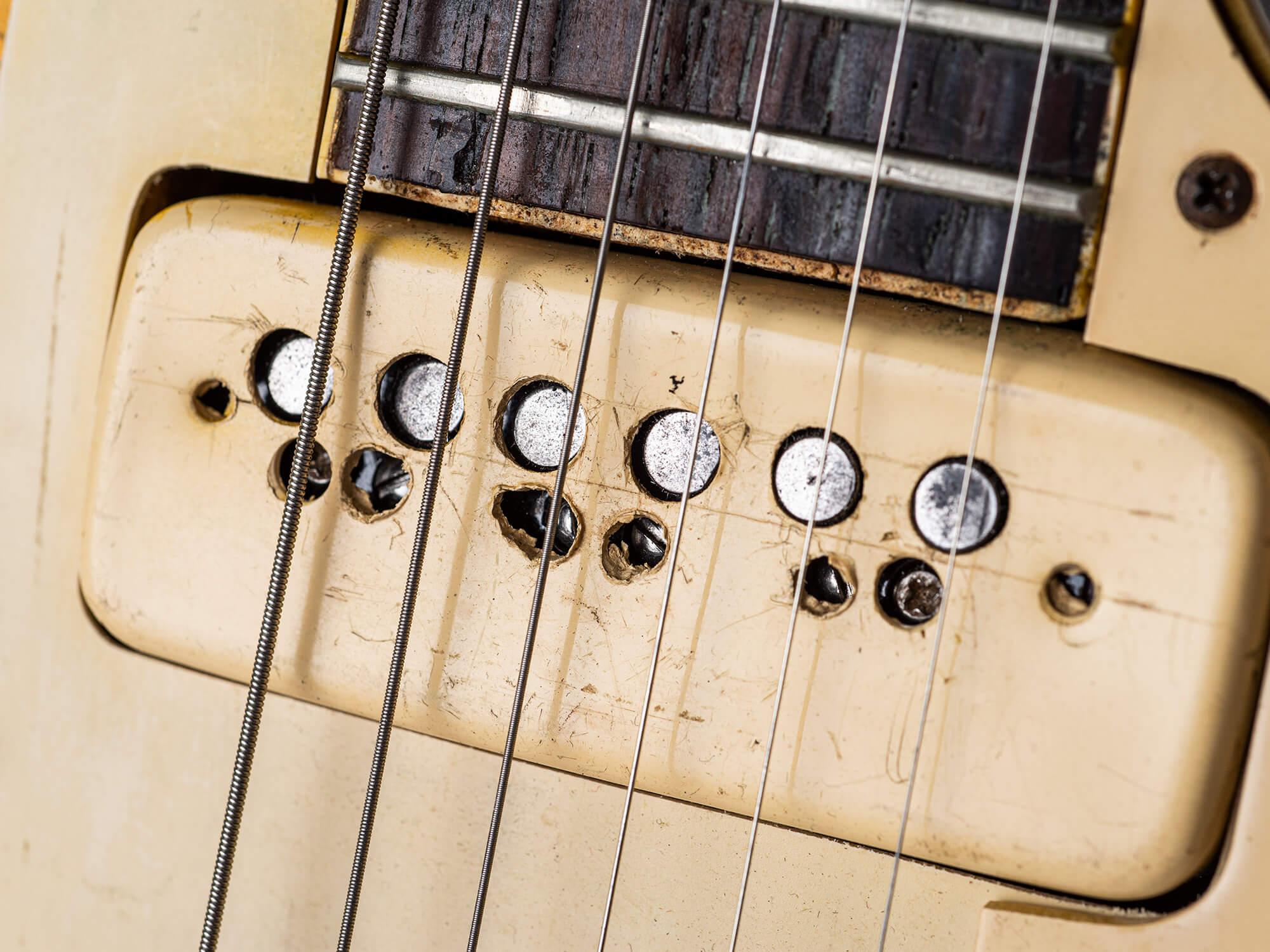 Les Paul's Number One Guitar
