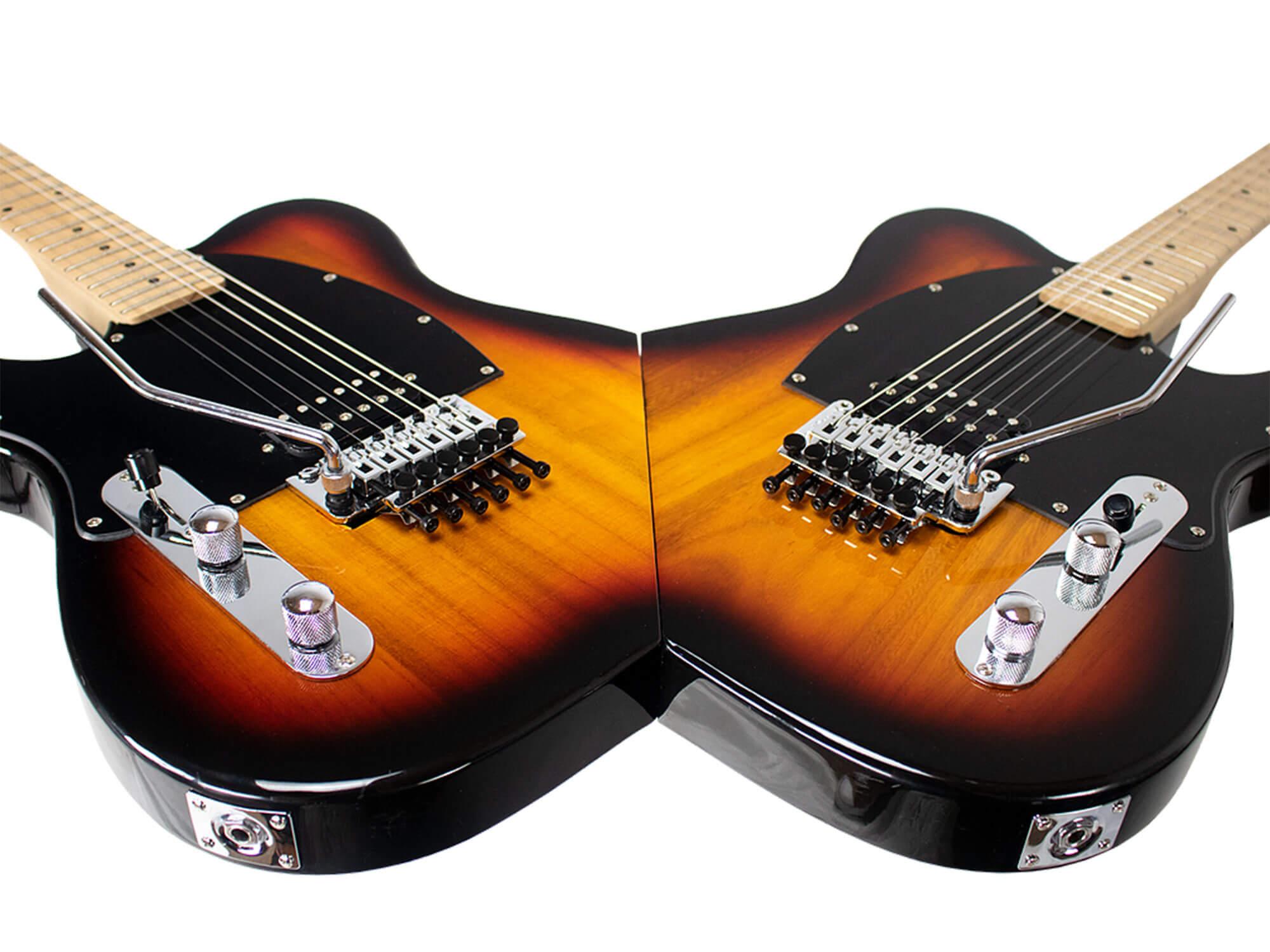 Sawtooth Guitars Double-Guitar